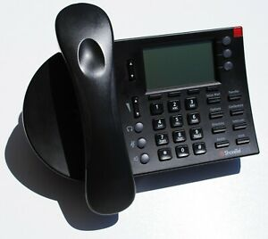Shoretel 230 Ip Voip Phone Sev Black Refurbished Year Warranty