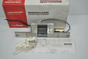 New Von Duprin Ir Strikeforce Electric Strike For Fire Door 6215 24v