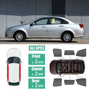 Windows Sunshade Uv Ray Protector Mesh Block Privacy Visor For Buick Excelle