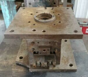Plastic Injection Mold For Molding Astm D638 Type 1 Tensile Bar Speciman