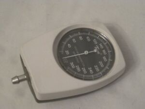 Tycos Pocket Aneroid Sphygmomanometer Gauge Only Pressure 0 300 Mm Hg
