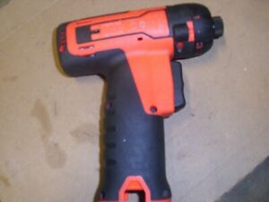 Snap On Cordless Screwdriver Cts761ao 14 4 Volt Bare Tool Works Great