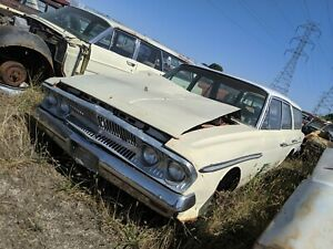 1963 Amc Rambler Station Wagon Right Door Hinges Parting Out Complete Car
