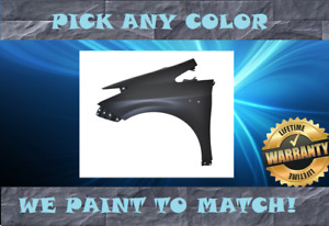 Pre Painted To Match Left Drivers Side Fender For 2010 2015 Toyota Prius
