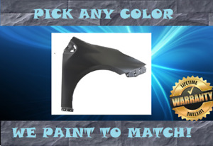Pre Painted To Match Right Side Passenger Fender For 2015 2018 Toyota Prius