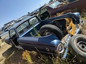 1960 1961 Ford Falcon Ranchero Left Door Hinges Parting Out Complete Car