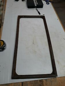 1928 1929 1930 1931 Model A Ford Rear Window Frame Garnish Molding Trim 24 3 4