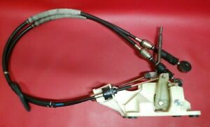 01 02 03 04 05 Civic Manual Transmission 1 7l Shifter Shift Cables W Lever Box