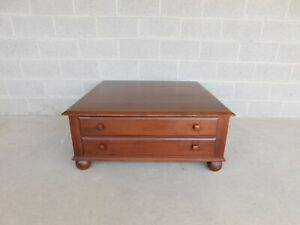 Ethan Allen American Dimension Collection Coffee Cocktail Table 15 8300