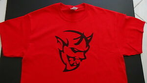 Dodge Demon T Shirt 707 Srt 392 Nos Hemi 426 Aar Cuda Plymouth Mopar Hellcat
