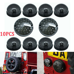 10x For Land Rover Defender 90 16 Led Rear Tail Lamp Fog Reverse Front Side