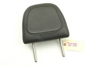 Mk5 Vw Golf Gti Black Leather Left Or Right 2nd Row Rear Leather Headrest 727b