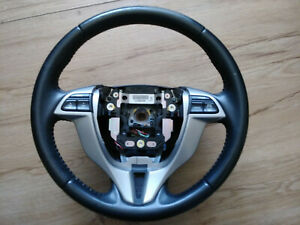 2008 2012 Honda Accord Coupe Leather Steering Wheel In Nice Condition