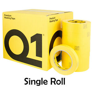 Q1 Automotive Masking Tape 3 4 Single Roll