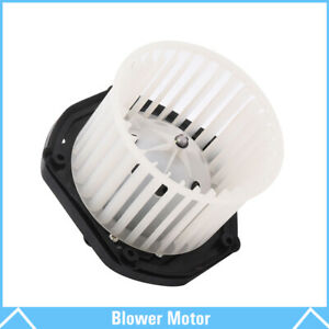 Heater Blower Motor With Fan Cage For Chevy Gmc C K 2500 3500 Cadillac Escalade