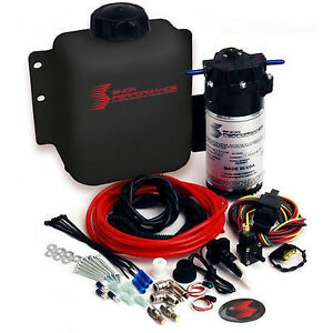 Snow Performance 201 Gas Stage 1 Boost Cooler Water Methanol Injection Kit Meth
