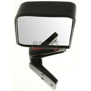 New Mirror Fits 1987 2002 Jeep Wrangler 55027207 Ch1320102