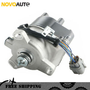 Ignition Distributor Assy For 1996 2001 Acura Integra 1 8l 4cyl Td85u Wo Vtec