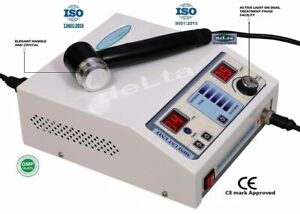 Ultrasound Ultrasonic Therapy Pain Relief Ultrasound 1mhz Machine