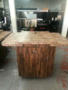 Pos Checkout Counter Very Nice 49 X 30