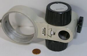 Nikon Stereozoom Focusing Mount For A Boom Stand Smz 1 Head