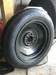 87 01 Jeep Cherokee Xj Aa Temporary Spare Tire Wheel Rim Never Been Used