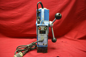 Hougen Rotabroach Magnetic Portable Drill Model 10904 W Bit
