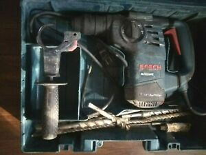 Bosch Rh328vc 1 1 8 Sds plus Rotary Hammer Pre owned Good Working