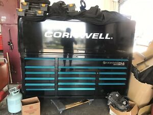 Cornwell Tool Box Pro Series 76 With Hutchins Canopy
