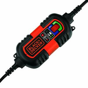 Fully Automatic Battery Charger Maintainer With Cable Clamps Car Vehicle 6v 12v