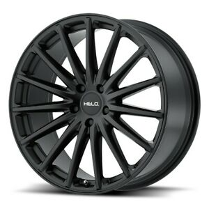 17 Inch 5 Lug 5x114 3 5x4 5 Black Wheels 17x7 5 40mm 4 Rims Fits Civic Camry