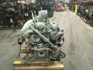 Detroit 6v53 Diesel Engine All Complete And Run Tested
