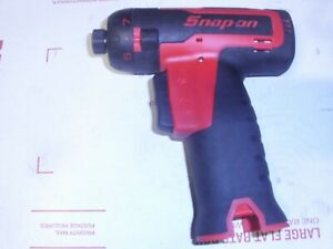 Snap On Cts761 Cordless Screwdriver 14 4 Volt Bare Tool