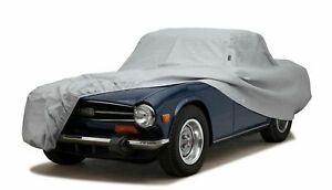 Covercraft Noah Car Cover Crafted2fit C16595nh Fits 1969 To 1973 Triumph Tr6