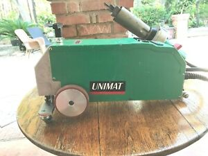 Leister Unimat Ch 6060 Sarnen Industrial Hot Air Welder 230 V 3680 Watts 16amp