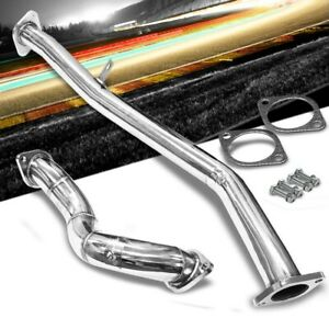 High Flow Exhaust Downpipe Front Over Pipe For Subaru Brz Toyota 86 Scion Fr S