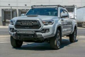 2016 Toyota Tacoma Center Mount Winch Capable Front Bumper Fbtt1 05