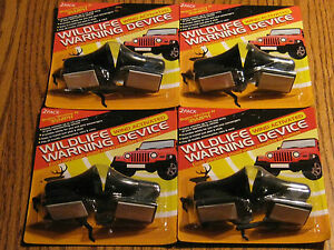 Deer Whistles Four Packages 8 Whistles Free Shipping