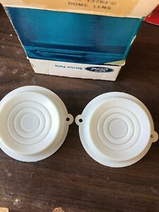 Nos 1961 1970 Ford Falcon Mustang Comet Interior Dome Lamp Lens C0af 13783 C Dp