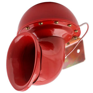 200db 12v Loud Sound Electric Bull Air Horn Fit Motorcycle Car Truck Taxi