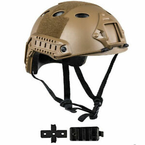 Airsoft Tactical Paintball Protective Combat FAST Helmet Riding Gaming $25.98