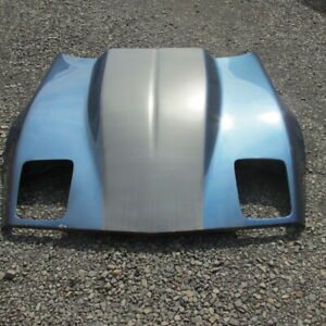 84 85 86 87 88 89 90 91 92 93 94 95 96 Corvette Cowl Induction High Rise Hood