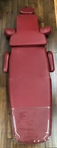 Dental Patient Chair Upholstery Pelton Crane Chairman
