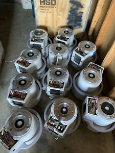 9 Image Intensifiers Untested Lot Of 11 Xray Parts