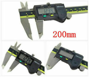 Mitutoyo Digimatic Vernier Caliper 500 196 20 30 200mm 8 Absolute Digital New