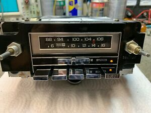 78 82 Olds Chevy Truck Camaro Trans Am Gm Delco Am Fm Stereo 8 Track Radio 79 80