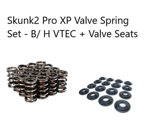 Skunk2 Pro Xp Valve Spring And Seats Kit B16 B17 B18 H22 F20b Vtec Honda Acura