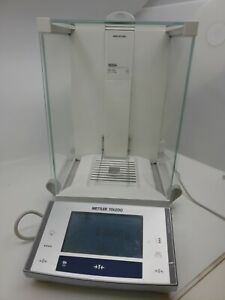 Mettler Toledo Xs204 Analytical Balance Laboratory Scale See Description