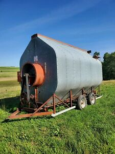 Behlen 500 Bu Grain Dryer