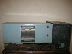 Cnc Rotary Indexer 5c Chuck Bostomatic 4th Axis